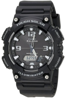 Casio Sports Black (AQS810W-1A)