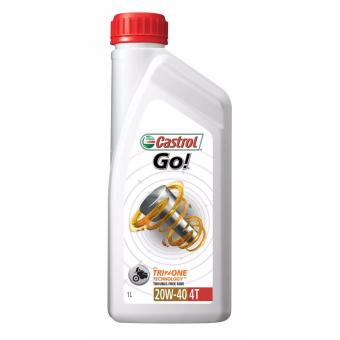 Castrol GO! 20W-40 4T 1L Engine Oil