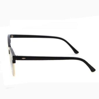 Classic Club master Mirror Half Metal lentes de sol STY30162-C2 -intl - 3