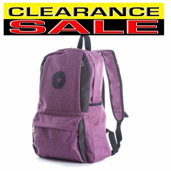 Clearance Sale !!! Pilot 2010 Unisex Canvas Outdoor Casual Backpack (Purple)