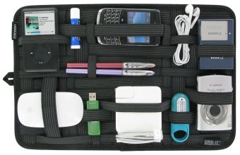 Cocoon Grid-It Organizer (Black) - Intl - 4