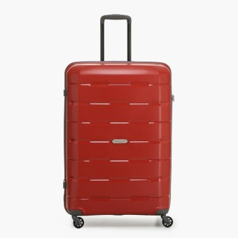 Compass CIP960ZT Hard Luggage - Large (Red)