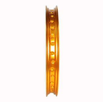Comstar U-Type 1.60 x 17 Motorcycle Alloy Rim (Gold) - picture 2