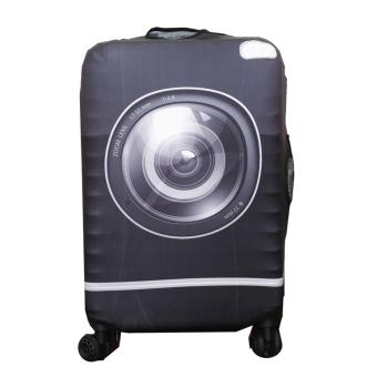 (Cover only) Elite Luggage Cover / Suitcase Cover ( Lens ) - large