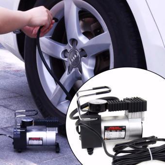 CWL-Air Compressor Heavy Duty Pump Electric Tire Inflator 12V 140PSI/965kPA Car Care Tool