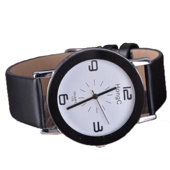Cyber Analog Women Quartz Wrist Watch ( Black ) - picture 2