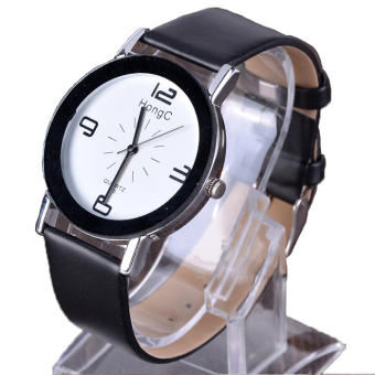 Cyber Analog Women Quartz Wrist Watch ( Black )