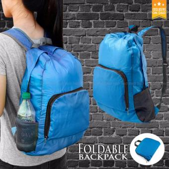 D&D Foldable Lightweight Waterproof Travel Backpack Hiking Bag Outdoor Camping Sports Hiking Folding Pack