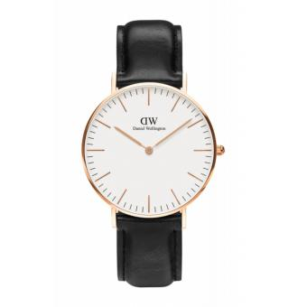Daniel Wellington Classic Sheffield 36mm Rosegold Watch