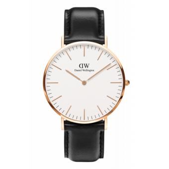 Daniel Wellington Classic Sheffield 40mm Rosegold Watch
