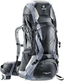 Deuter Futura Vario 50 + 10 Hiking Bag (Black-Titan)