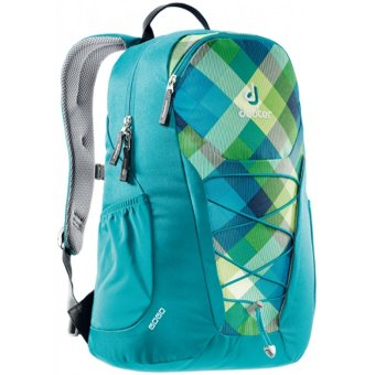 Deuter Gogo Backpack (Petrol Crosscheck)