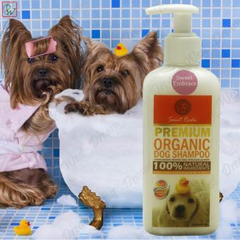 Dog Shampoo Saint Roche Premium Organic 250mL (Sweet Embrace)