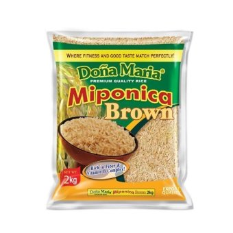 Doña Maria Miponica Brown Rice 2Kg. - picture 2
