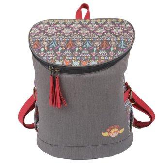 Dream Catcher Backpack (Grey)