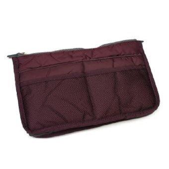 Dual Bag in Bag Organizer (Maroon)