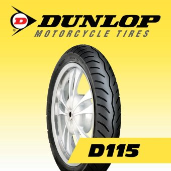 Dunlop D115 90/80-14M 49P Tubeless Motorcycle Tires