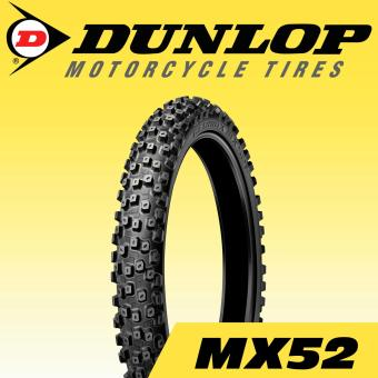 Dunlop Tire MX52F 80/100-21 51M Tubetype Motorcycle Tires