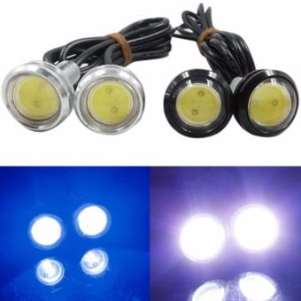 Eagle Eye LED Fog Lights 23mm 10W(Red) - 2