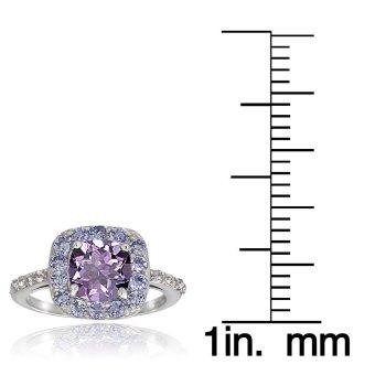 E&E Bright Star Women's Ring SY-102 - 4