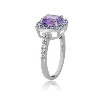 E&E Bright Star Women's Ring SY-102 - 3