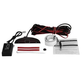 Electromagnetic Auto Parking Reverse Radar Sensor LED Display + Buzzer Alarm - 2