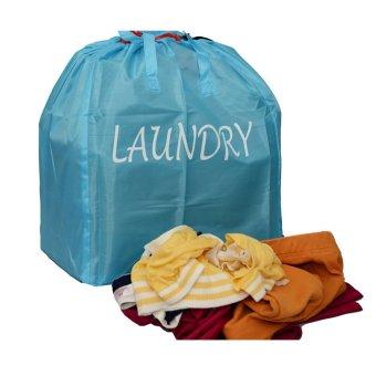 Elite Laundry Bag Pack of 2 (Sky Blue)
