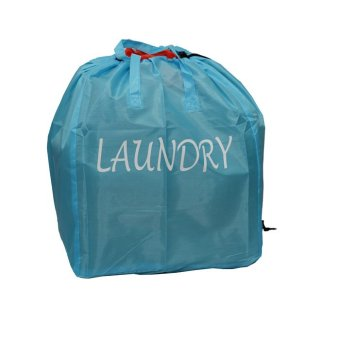Elite Laundry Bag Pack of 2 (Sky Blue) - picture 2
