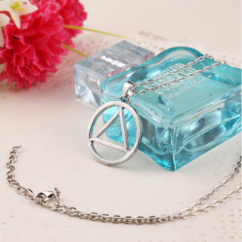 Eminem Love The High-Quality Copper Pendant Jewelry Jewelry PendantNecklace Silver - Intl - 4