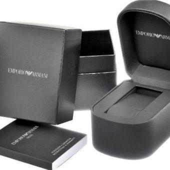 Emporio Armani Mens Chronograph AR5878 43MM WATCH - 3