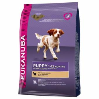 Eukanuba Lamb & Rice Puppy 2.5Kg Price Philippines