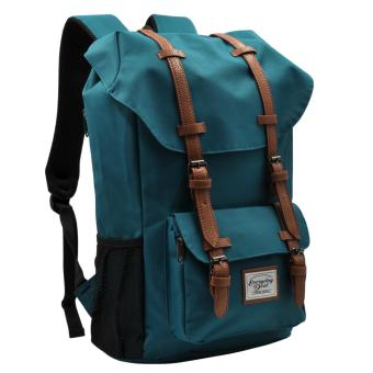Everyday Deal Travel Laptop Backpack (Bluegreen) Price Philippines
