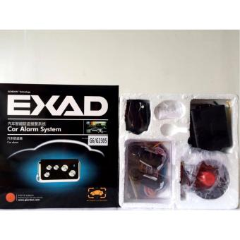 EXAD Car Alarm System High Quality