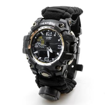 Exponi Paracord 6 in 1 Survival Watch - 2