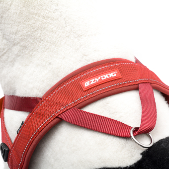 Ezydog Quickfit Harness (Red) - 3