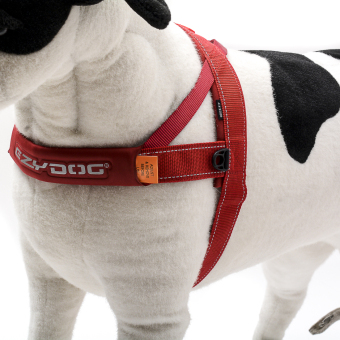 Ezydog Quickfit Harness (Red) - 2