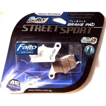 Faito Street Sport Racing Disc Brake Pad Suzuki Skydrive - 2