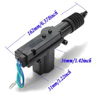 Fancytoy Car Plastic Universal Heavy Duty Power Door Lock ActuatorMotor 2 Wire 12V - 5