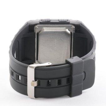 Fashion 30M water resistant big digital wrist watch with back light - 3