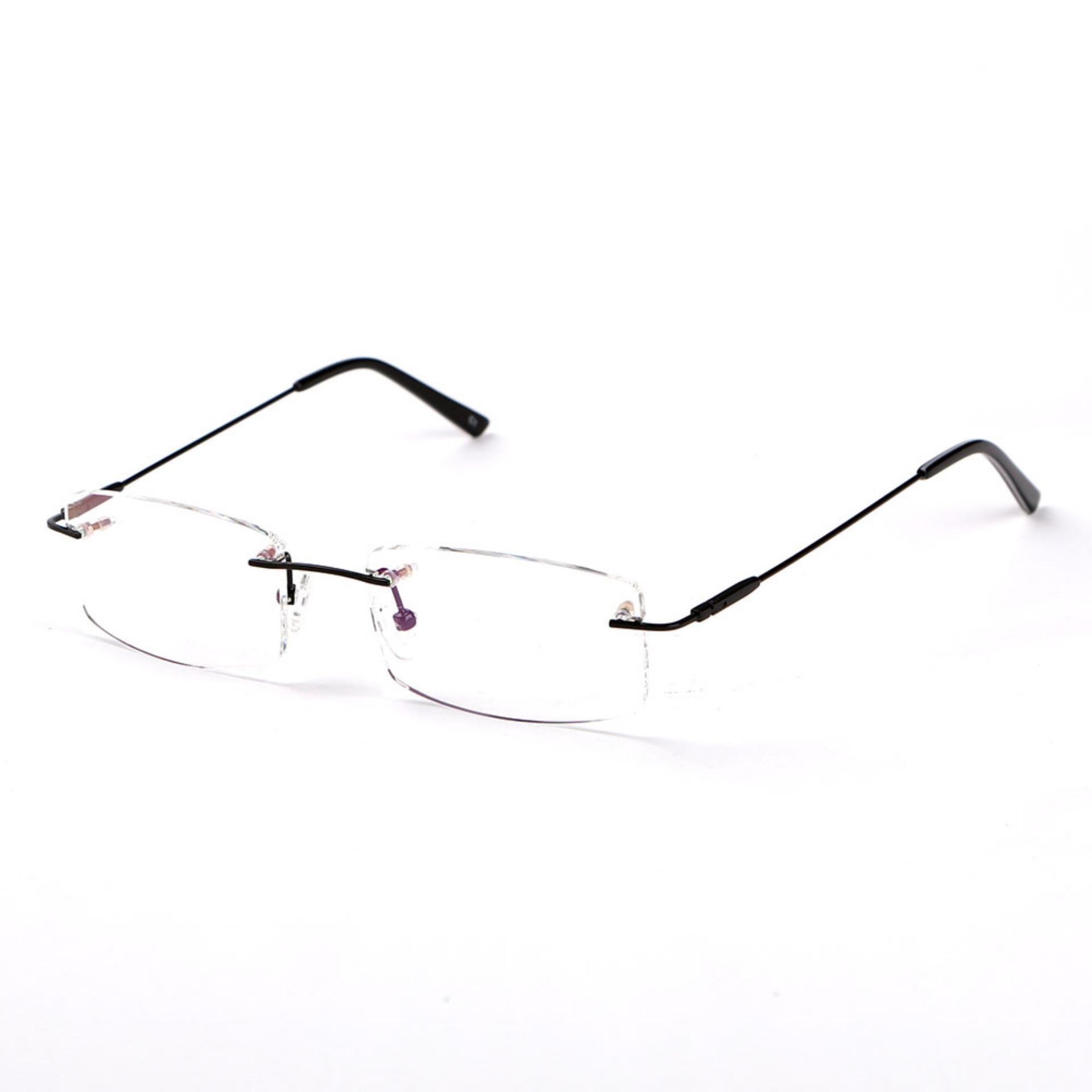Philippines   Feelz Fashion Optical Glasses Frame Business Rimless ...