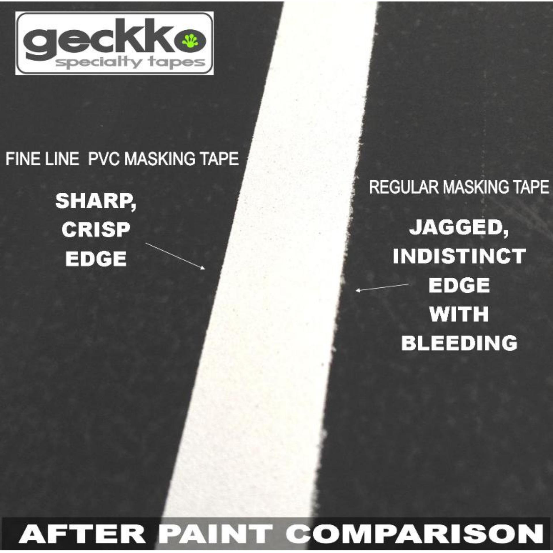 ... FINE LINE PVC MASKING TAPE by Geckko Specialty Tapes PinstripingPin Stripe Graphics Car Decal Car Art ...