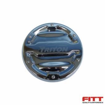 Fitt Triton 2005 Fuel Cap Chrome - 2