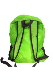 Foldable Bag Pack (Applegreen) - picture 2