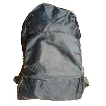 Foldable Bag Pack (Navy Blue)