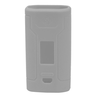 For Predator 228W MOD Box Silicone Case Skin Cover Bag Pocket Gray- intl