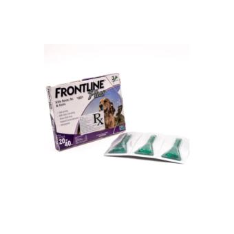 Frontline Spot on Plus Tick and Flea for Dogs (20-40kg) - 2