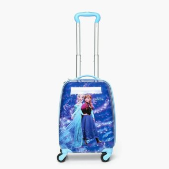 Frozen Girls Anna and Elsa Small Hard Luggage