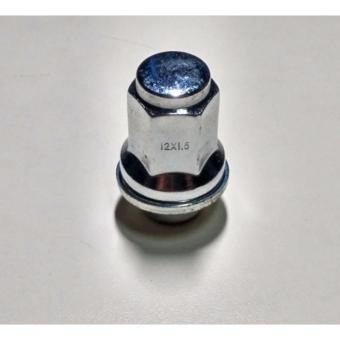 Fuji H/T Lugnuts / Wheel Nuts Washer nut 12x1.5 set of 6PCS with 21mm Thin wall DEEP SOCKET - 2