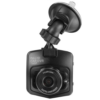 Full HD 1080P Night Vision Car DVR Vehicle Camera Video Record DashCam G-Sensor - intl