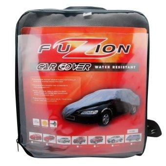 Fuzion FCC- WRL Car Cover Large(Gray)